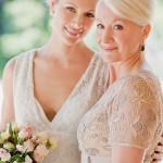 Фотография - свадебная прическа для мамы