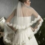 невеста вид сзади