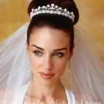 невеста с голубыми глазами
