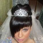 Брюнетка невеста