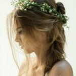 Свадебная прическа в греческом стиле на длинные волосы 16