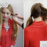 Технология плетения косы венок