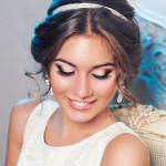 Фото невесты с диадемой