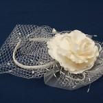 Аксессуары для свадебной прически