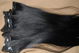 Накладные волосы - фото