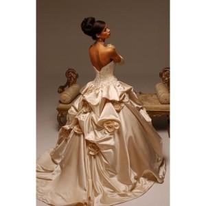Образец свадебного платья
