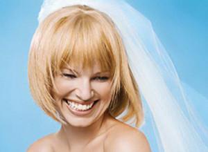 Свадебная прическа торчащие прядки