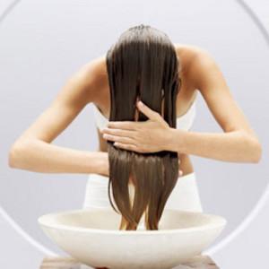 Ополаскивание волос крапивой
