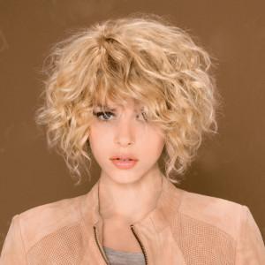 Карвинг на короткие волосы