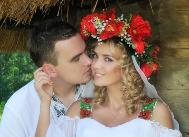 Русские обряды и обычаи на свадьбе