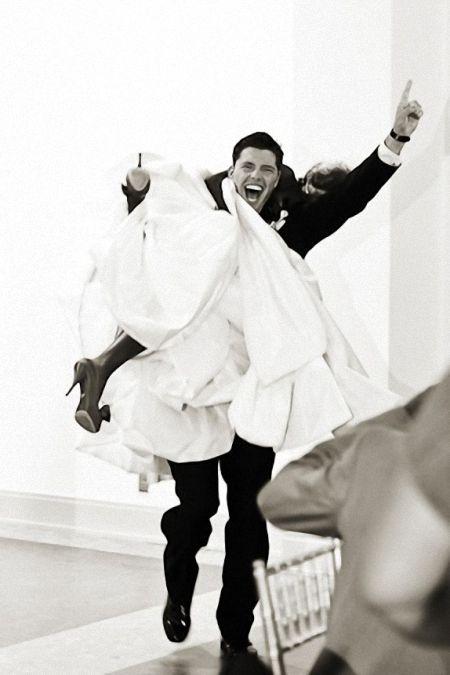 Кража невесты на свадьбе