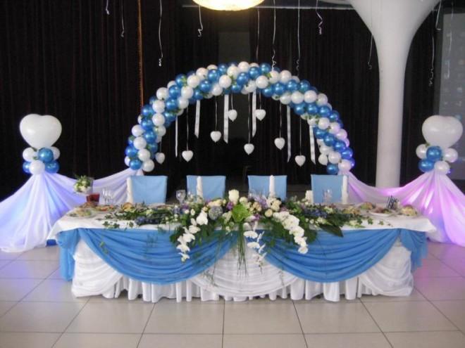 Шары на свадьбу своими руками