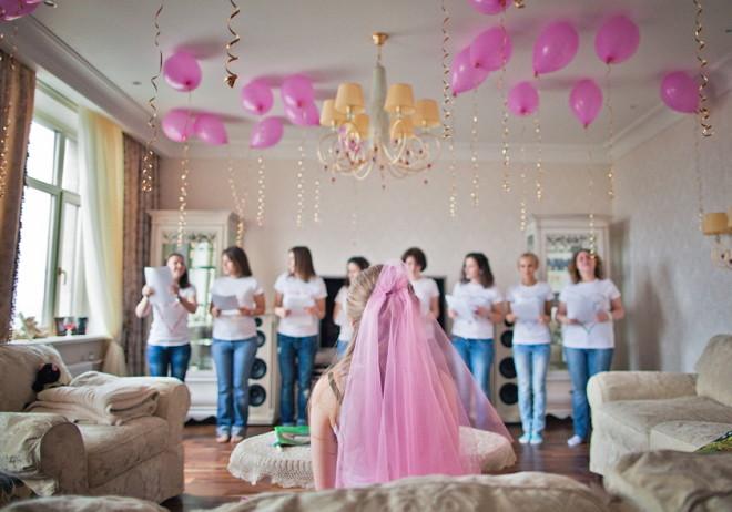Идеи для девичника дома