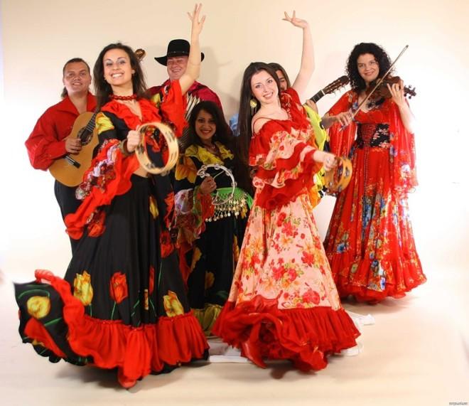 Похищение невесты цыганами