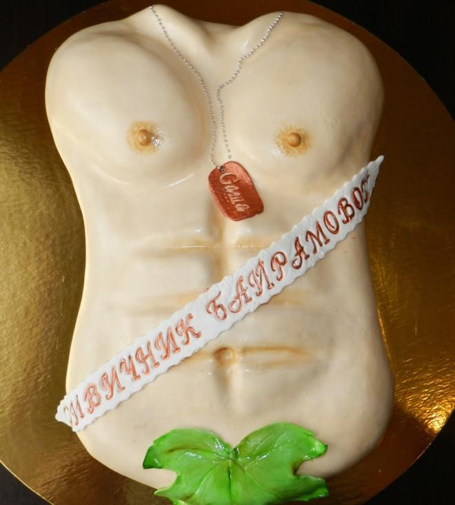 Очень нескромные торты для нескромного девичника