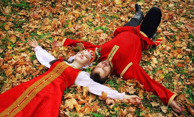 Русские традиции и обычаи свадьбы