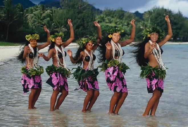 Музыка Для Гавайской Вечеринки Лимбо