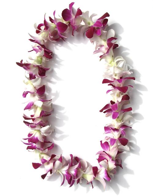 Ожерелье для гавайской