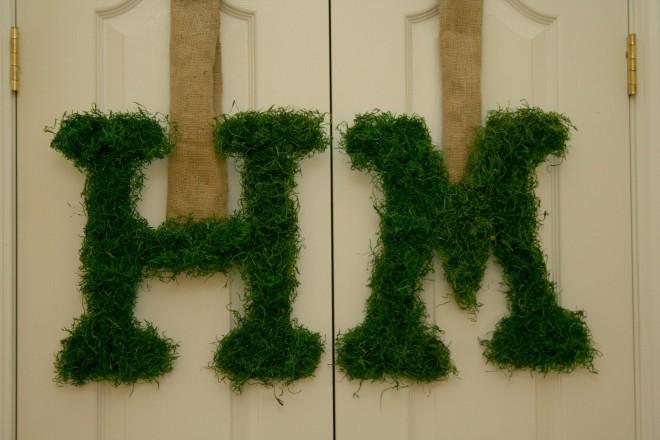 Варианты декорирования букв