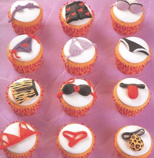 Пирожные для девичника