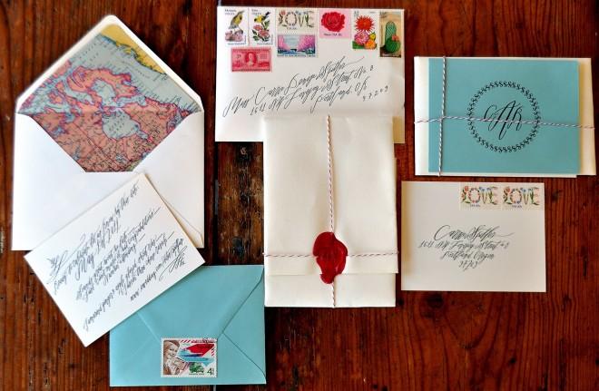 Креативные приглашения на свадьбу, идеи