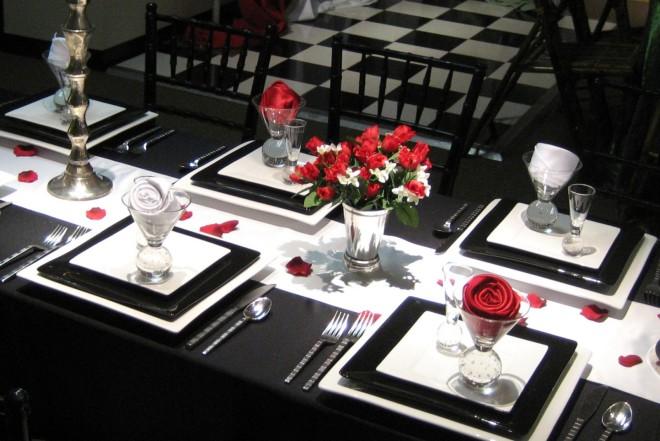 Свадебный стол, оформление своими руками