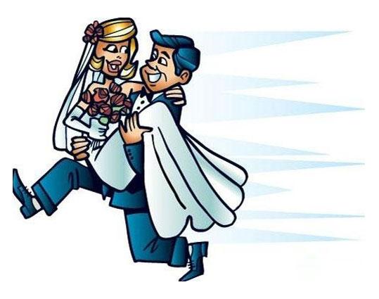 Кража невесты со свадьбы
