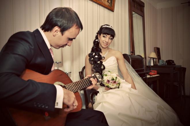 Свадьба в квартире