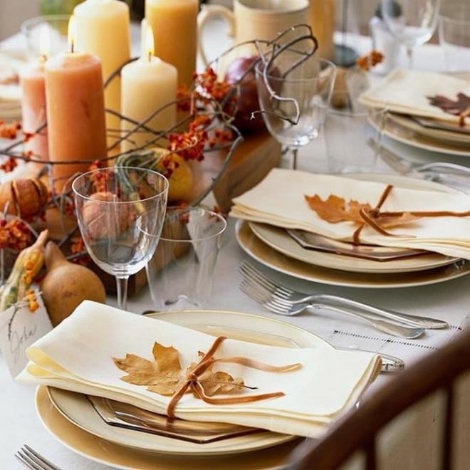 Осенняя свадьба, детали оформления