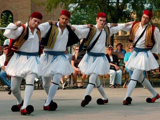 Греческие традиции