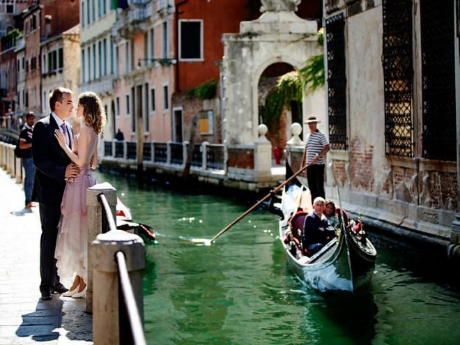 Романтический туризм с итальянским шиком
