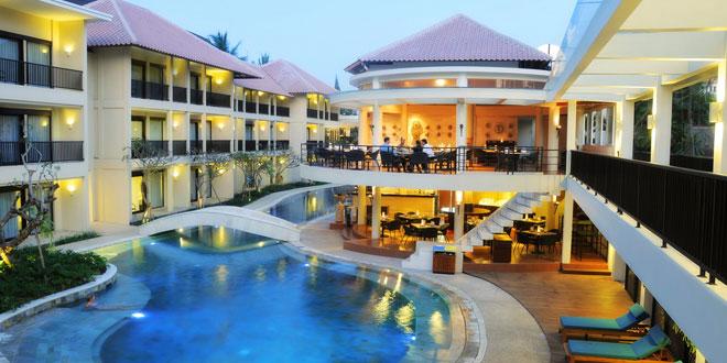 Шикарные отели острова Бали