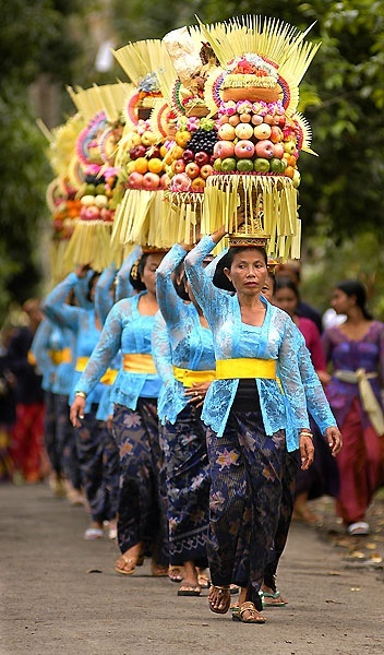 Свадебные традиции Бали