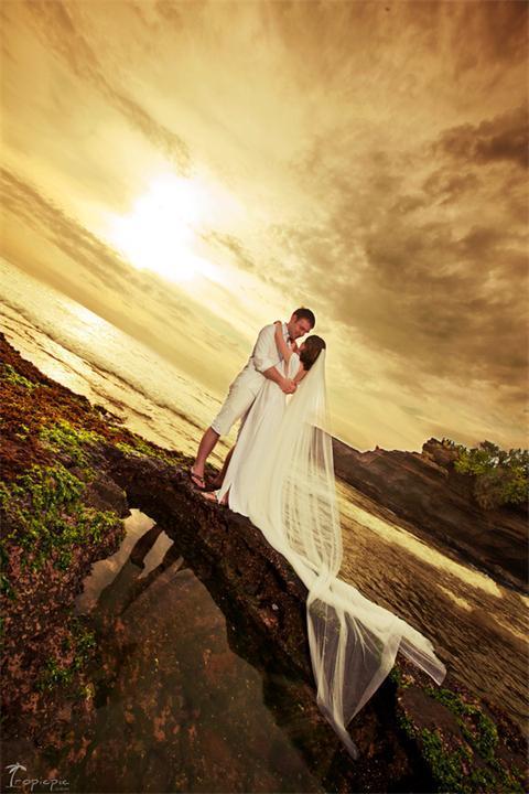 Свадебный туризм на Бали