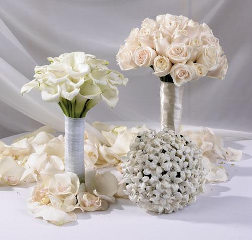 Сэкономить на букете невесты