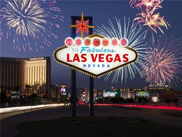 Бурлящие ночи Лас-Вегаса