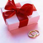 Выбор подарка на свадьбу