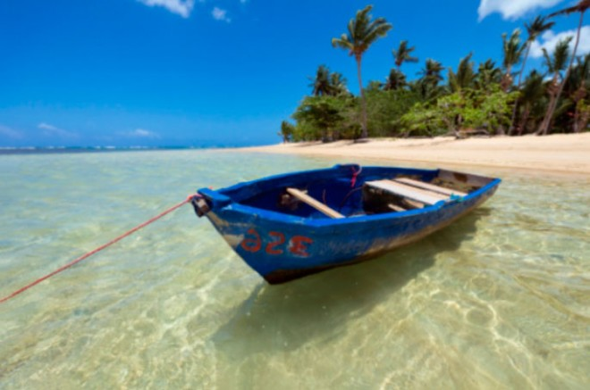 На остров своей мечты