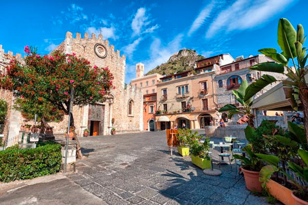 Прекрасная Сицилия