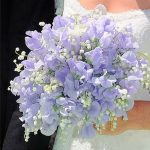 О чем могут рассказать цветы в свадебном букете