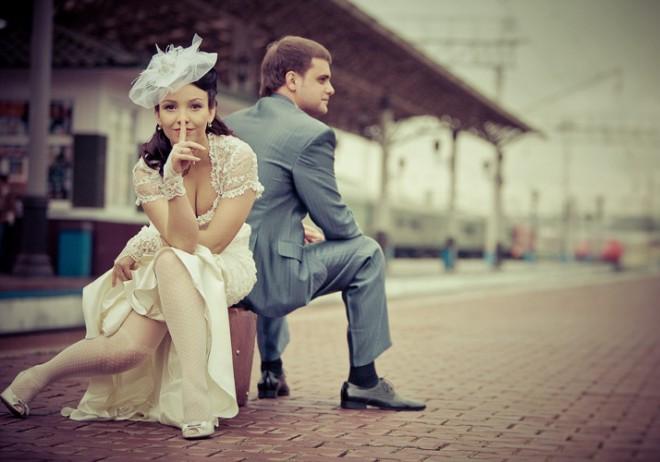 Стилизованная годовщина свадьбы - яркий и оригинальный праздник для Вас и гостей!