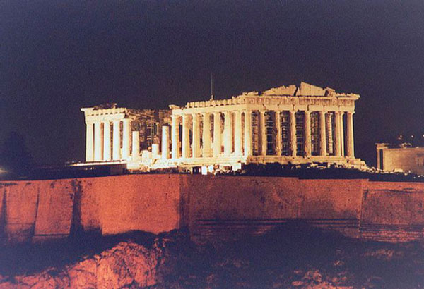 Таинственная и загадочная Греция