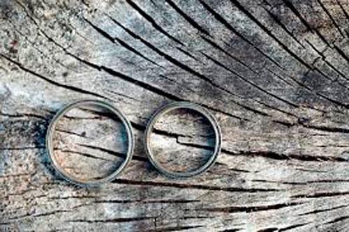 Обручальные кольца - символ счастливого брака