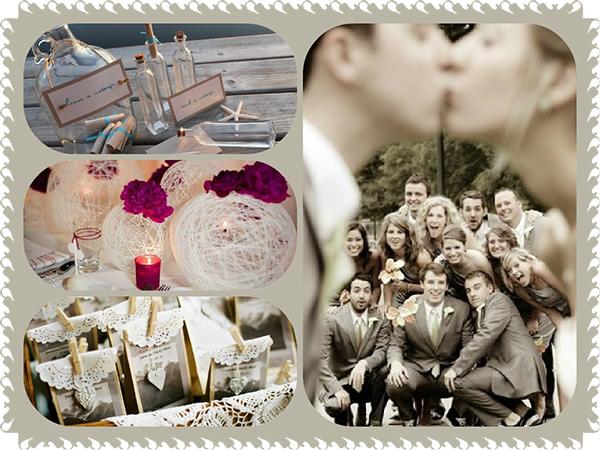Как определиться тематикой свадебного торжества?
