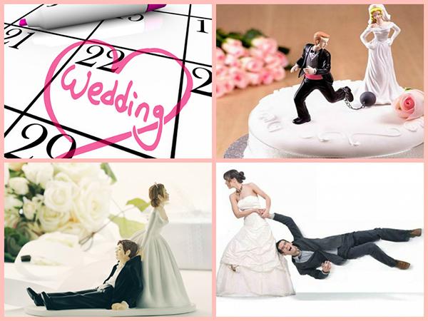 Поддержка  молодоженов в канун свадьбы