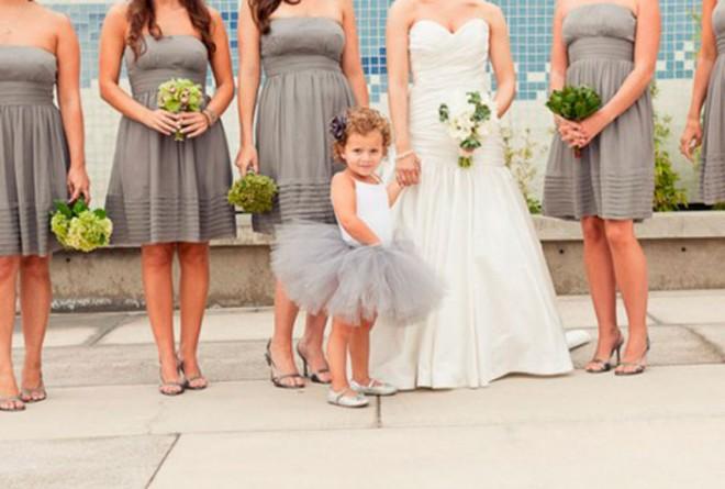 Свадьба в одном стиле