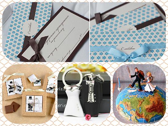 Интересные идеи свадебных подарков