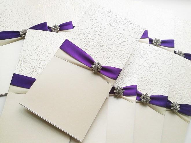 Выбор свадебных пригласительных