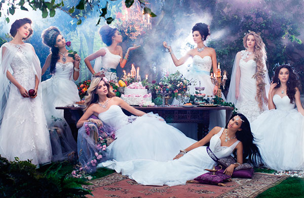 Сказочный наряд - мечта любой девушки