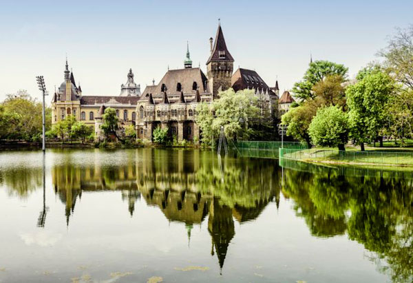 Будапешт полон красот и загадок